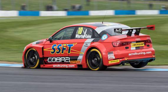 AmDTuning.com targets further points as BTCC heads for Donington Park