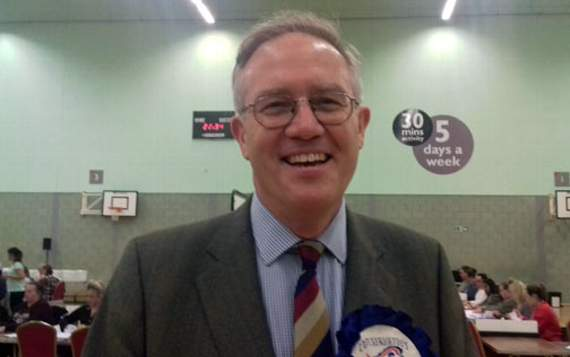 Basildon and Billericay Tory candidate Baron says wait and see