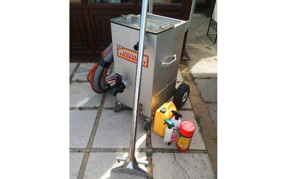 Rare carpet cleaner stolen in Basildon burglary