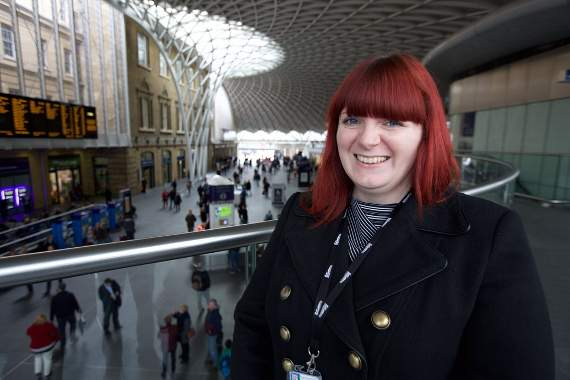 Wickford woman to appear in Channel 5 railway documentary