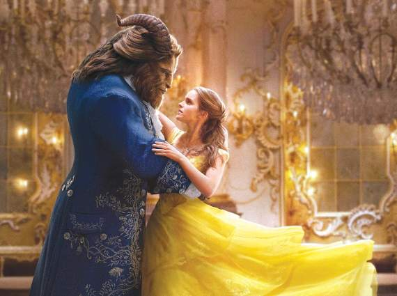 Film review: Beauty and the Beast delivers a deliriously happy ever after