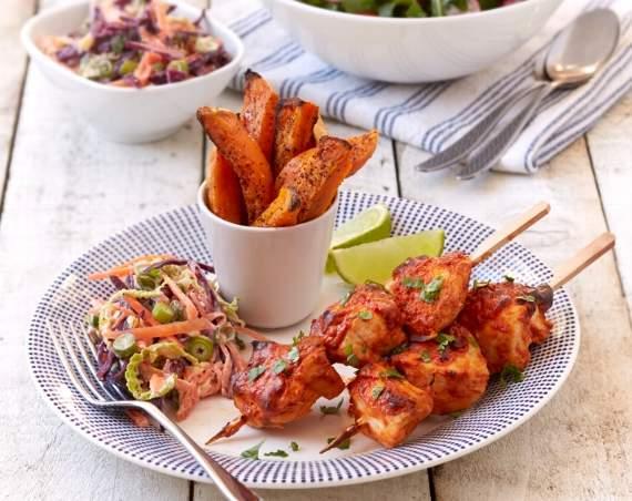 As temperatures soar why not make the most of some outdoor cuisine ahead of National BBQ Week?