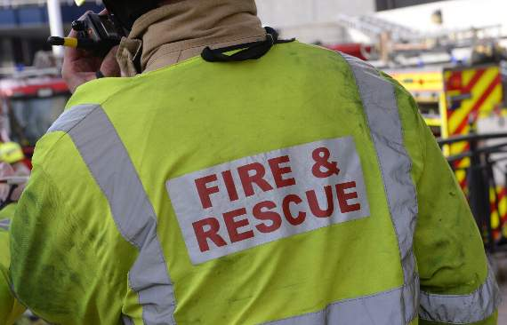 Investigation launched into HGV warehouse fire in Bulphan
