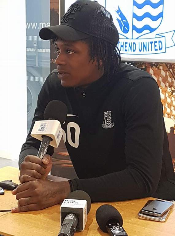 Nile Ranger: 'I'm so happy that gaffer and chairman have given me a chance. I've just got to take it and repay them' -  AFC Wimbledon v Southend United (Saturday 3pm) - Preview