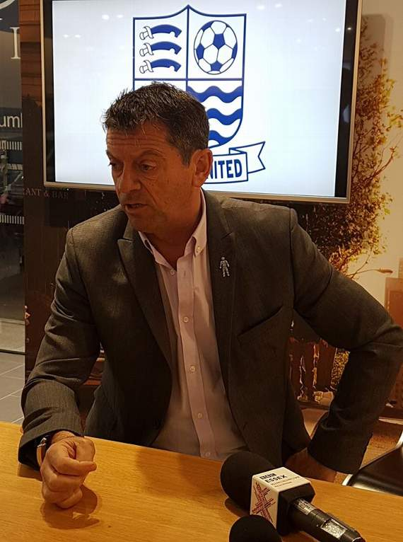 Phil Brown: 'The most disappointing thing at the moment is the fact that we haven't built a new stadium' - AFC Wimbledon v Southend United (Saturday 3pm) - Preview