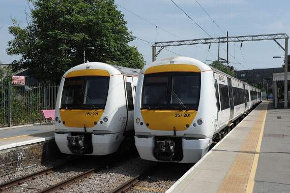 TRAVEL: c2c trains to be diverted this weekend and next week